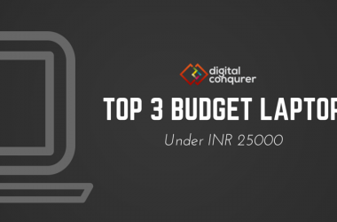 Best 3 Laptops To Buy Under Rs. 25,000 Budget (2018)