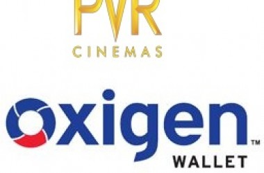 Oxigen Wallet Enters Into A Strategic alliance with India's Biggest Multiplex Chain PVR