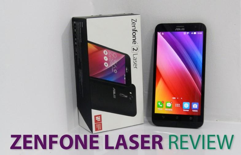 Asus Zenfone 2 Laser In-depth Review