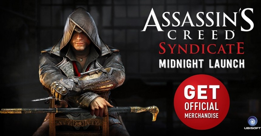 Assassins Creed Syndicate Midnight Launch To Take Place In 6 Cities