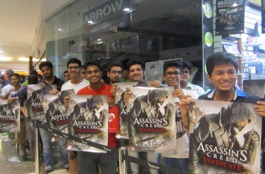 Assassin's Creed® Syndicate Midnight Launch Receives A Colossal Response From 6 Cities