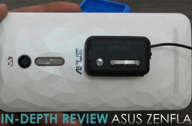 Asus Zenflash In-depth Review: World's First Xenon Flash For Zenfone 2 Smartphones
