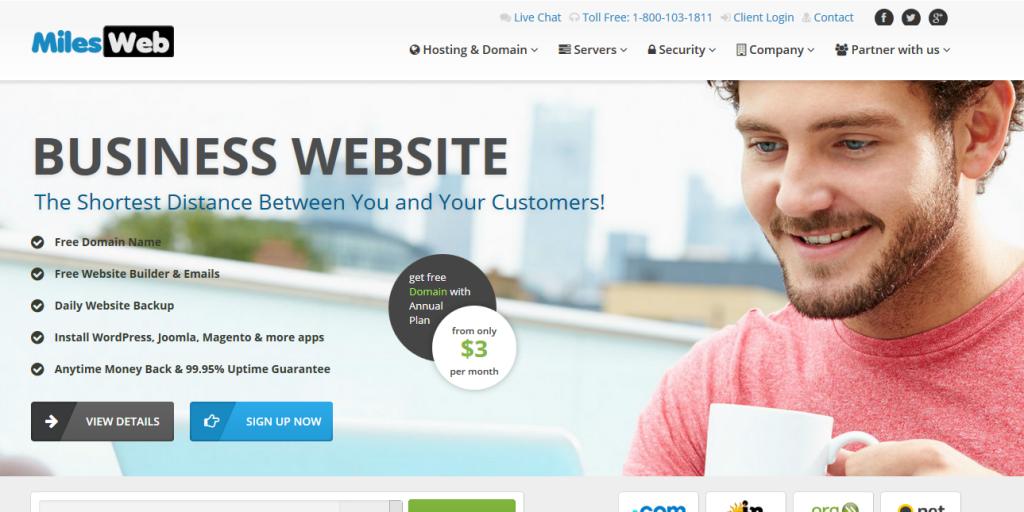 milesweb-hosting