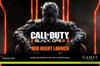 Games The Shop Announces Midnight Launch For Call Of Duty Black Ops III