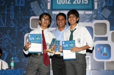 Delhi Public School – RK Puram, Delhi,  Qualifies For The Final round Of Texas Instruments Science & Technology Quiz 2015