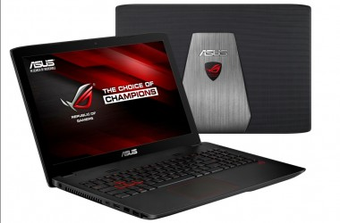 Asus ROG GL552JX Launched With 4GB Graphic Memory: Set To Provide An Extreme Gaming Experience!