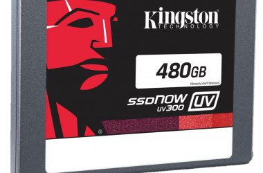 Kingston Releases Entry-level UV300 SSD In India