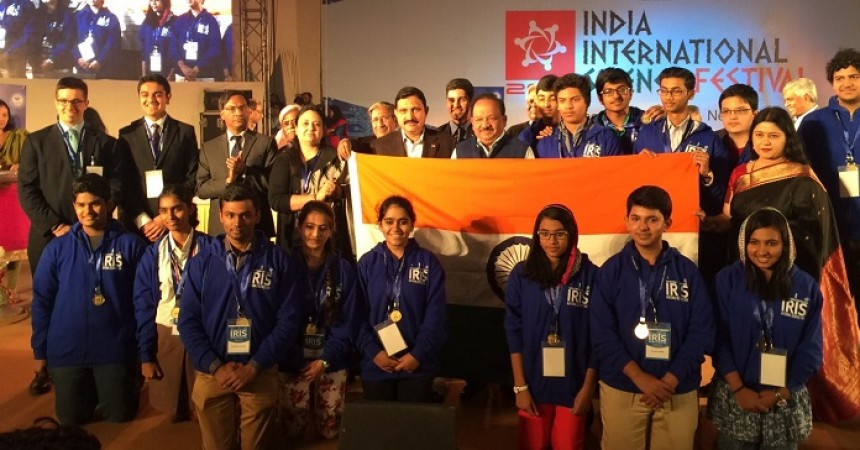 12 Brilliant Projects Selected To Represent India At Intel International Science And Engineering Fair (Intel ISEF) 2016 In Arizona, U.S.A