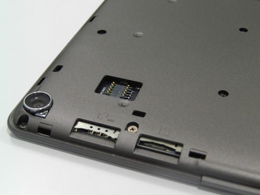 Zenpad 8 Audio Cover Conenction