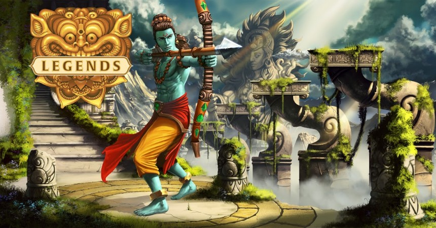 In A Bid To Rekindle The Great Indian Epics, Gamaya Inc. Announces The Launch Of  Gamaya Legends