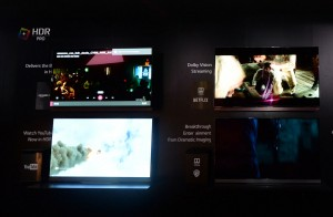 CES2016 LG HDR Content Partnerships