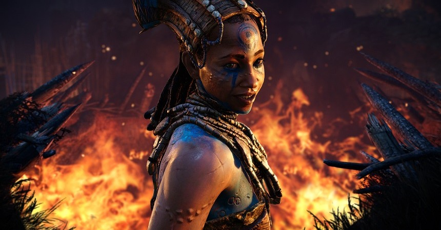 Far Cry Primal: 'King Of The Stone Age' Official Trailer Revealed