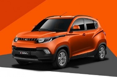 Flipkart, Mahindra Announce Exclusive Tie-Up For Online Booking Of Mahindra KUV100