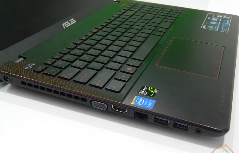Asus R510JX Gaming Laptop Review