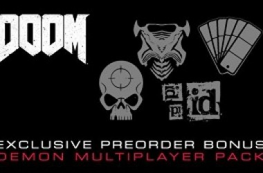 Pre-order Doom And Get The Demon Multiplayer Pack