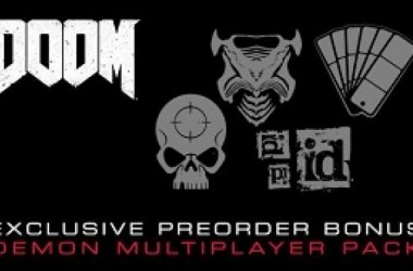 Doom Releases New Trailer : Demons, Power Weapons & Power-Ups