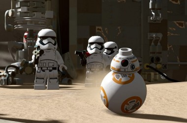 Lego® Star Wars™: The Force Awakens™ Announced!
