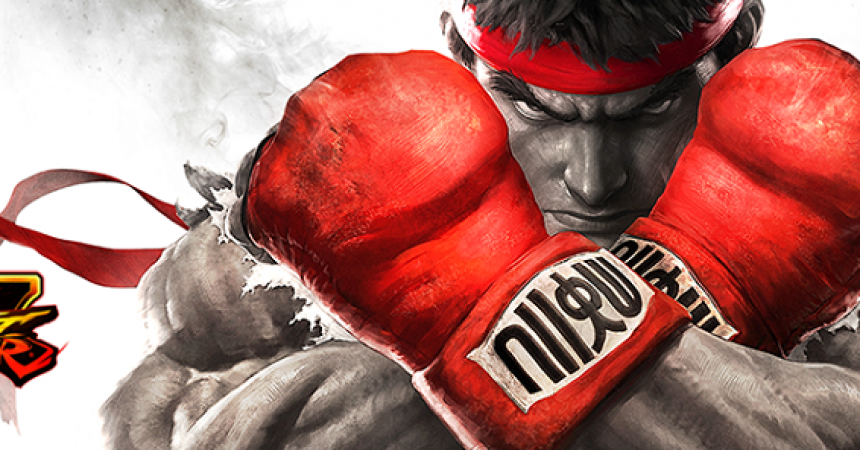 Rise Up! Street Fighter™ V Releases On Playstation®4 And Windows PC