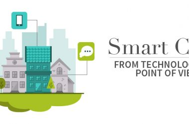 17 Point Smart City Guide From Technology Point of View