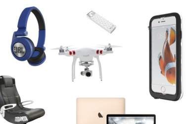 Must-Have Gadgets in 2016 (Moodboard)
