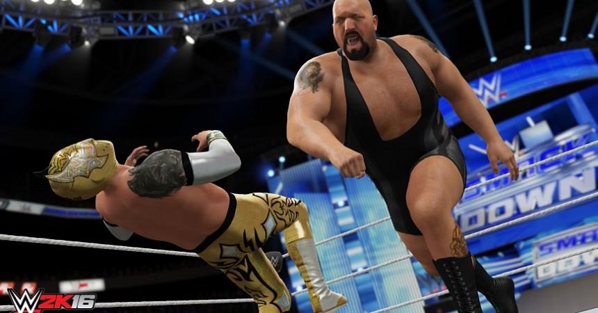 WWE® 2k16 Raises More Hell On Windows PC