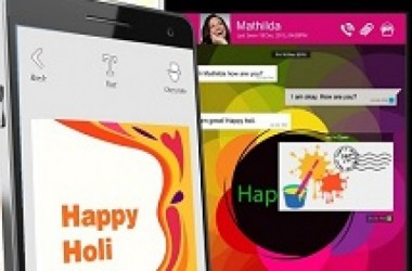 Colour Your Holi Messages With The Rich Personalisation Features Of N-gage