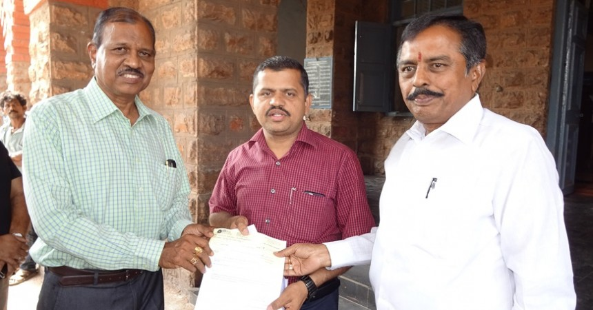 Gangavaram Port Contributes Rs. 21 Lacs For Constructing Bio Toilets & Drinking Water Facilities To Schools In Vishakhapatnam District Under CSR