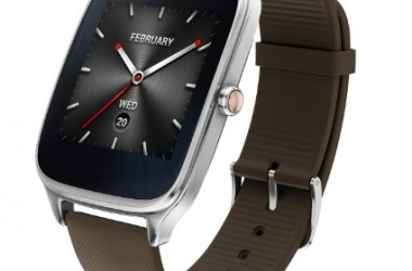 ASUS ZenWatch 2 Gets Android Wear Update