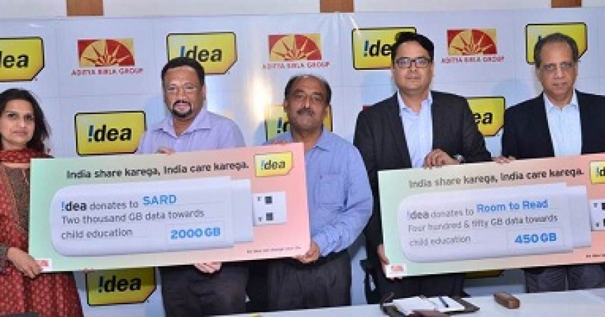 Idea Shares The Power Of Internet To Support Child Education
