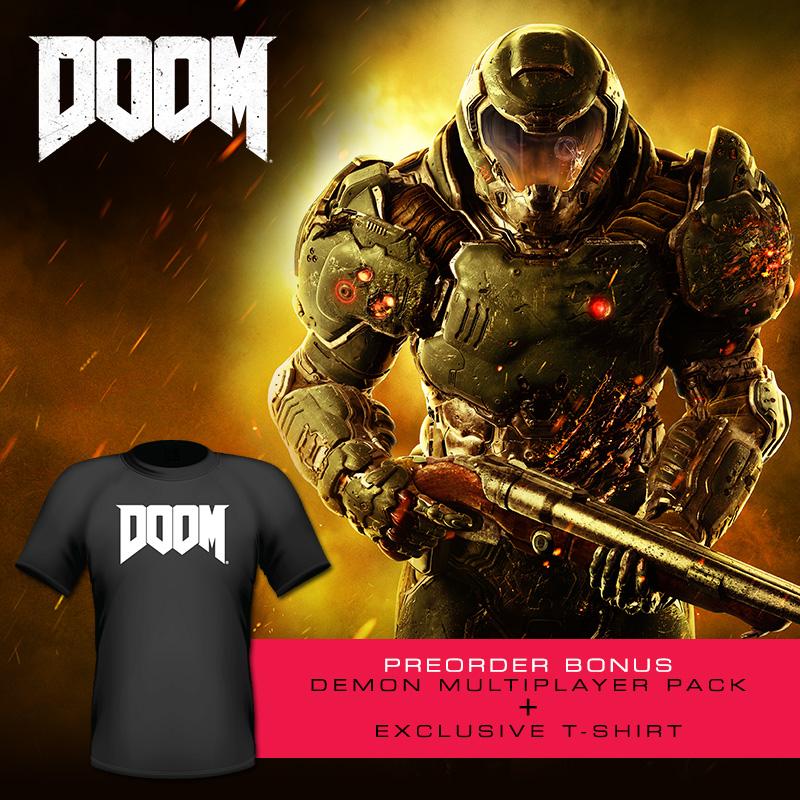 GTS_DOOM Preorder Bonus