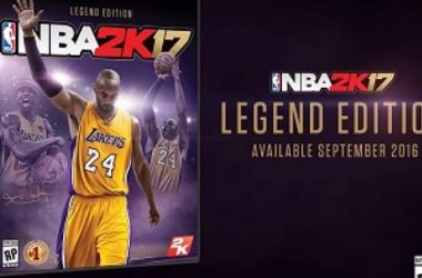 Kobe Bryant's Legacy Lives On In NBA® 2K17 Legend Edition