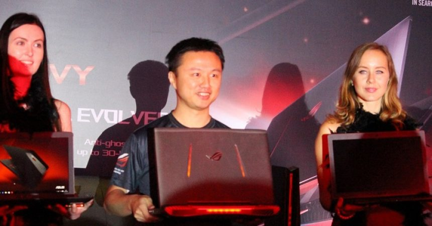 ASUS Unveils New Line up for its Flagship 'Republic of Gamers' (ROG) Series in India