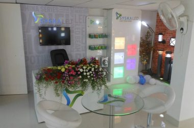 #IssDiwaliAsliSavings With Syska LED