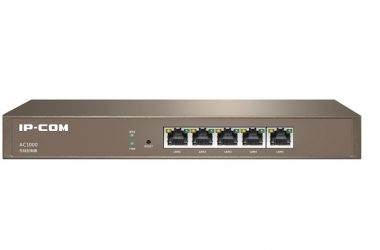 IP-COM brings out Personal Cloud Wireless Access Controller AC1000 for SMB's