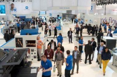 Konica Minolta EntersIndustrialPrinting Market,Boost Sales at Drupa