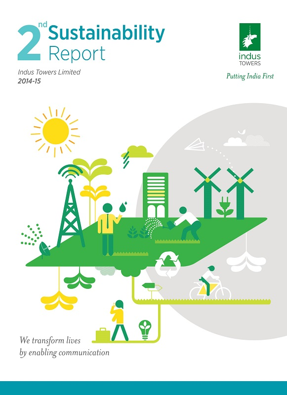 Sustainability Report - cover pic