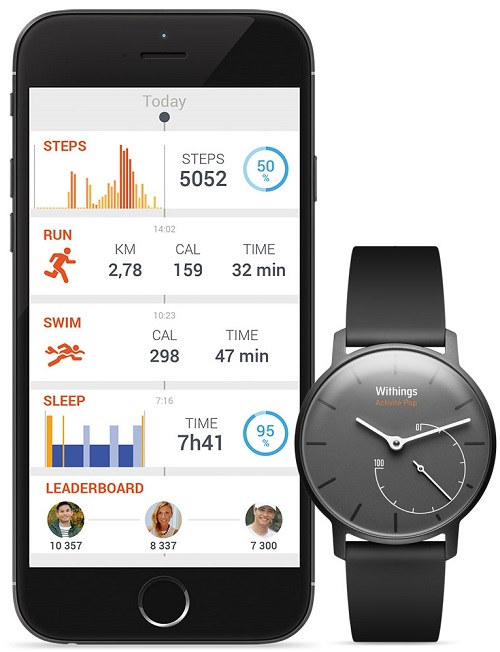 4_Withings Activité Pop_Shark Grey