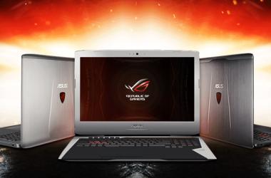 Best ASUS Gaming Laptop of 2016