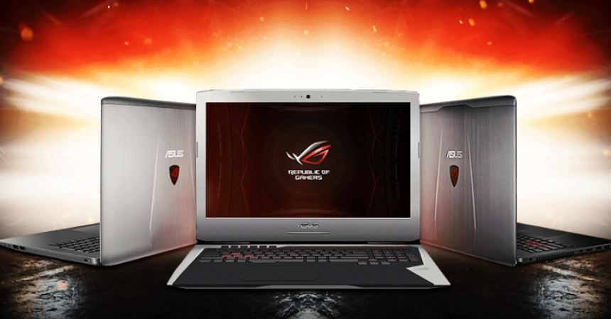 Best ASUS Gaming Laptops 2016