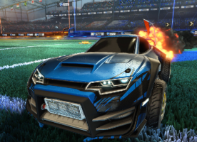Rocket League Review (PS4)