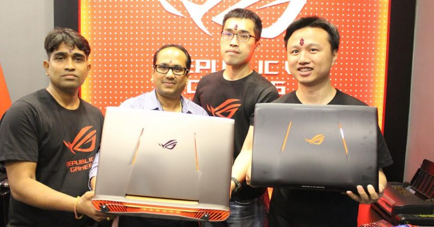 ASUS launches India's First Exclusive 'Republic of Gamers' (ROG) Store In Kolkata