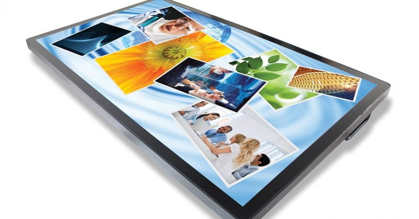 3M launches 65-Inch 4K Multi-Touch Projected Capacitive Touchscreen
