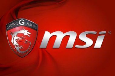 MSI Announces Its' First Gaming Zone In Kolkata At Galaxy, E Mall.