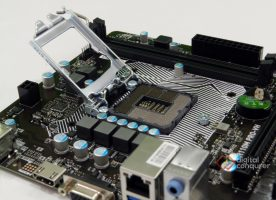 MSI H110M PRO VH Motherboard Review
