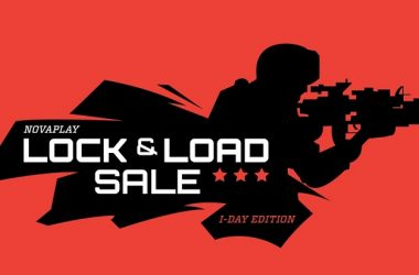 NovaPlay Returns With 2nd Edition of NovaPlay Lock-n-Load Sale