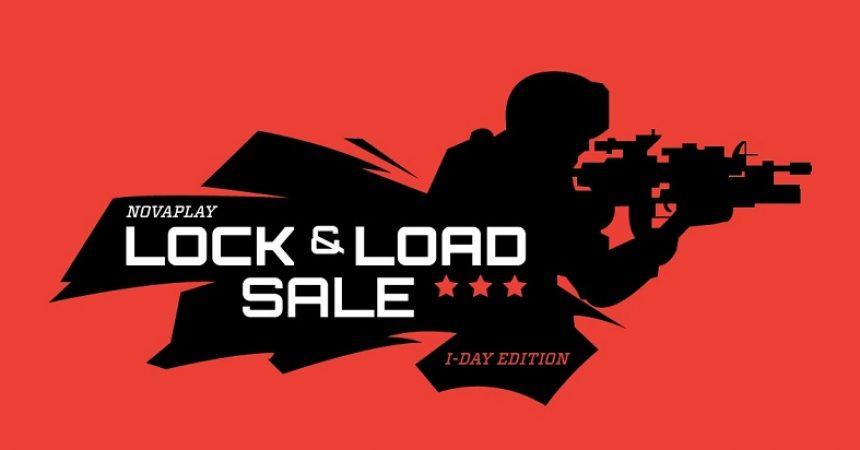 NovaPlay Returns With 2nd Edition of NovaPlay Lock-n-Load Sale
