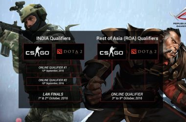ASUS Republic Of Gamers Announces The Maiden Launch Of 'ROG Masters India Qualifiers'