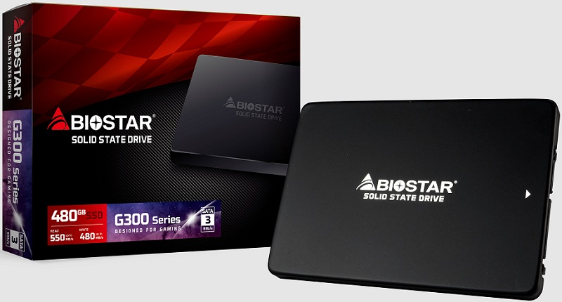 SSD G300 Series_Front View