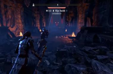 PlayStation 4 Pro Elder Scrolls Online Will Be Available in 4K (Trailer)