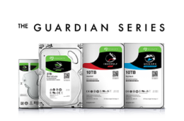 The Rebranding of Seagate Into 'The Guardian Series'